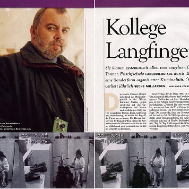 Kollege-Langfinger